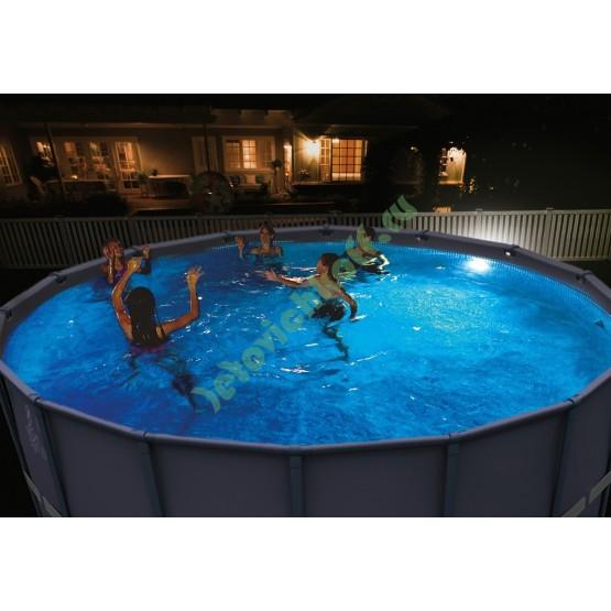Светодиодная плавающая подсветка для бассейна