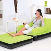 Кресло-кровать раскладывающееся, флок