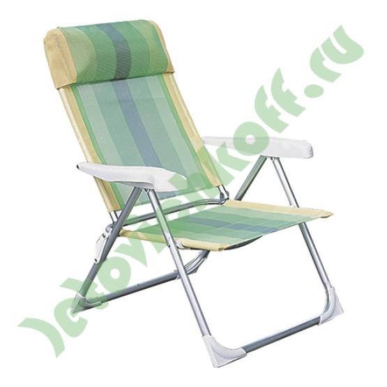 Кресло складное с подголовником