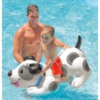 Игрушка для катания по воде Щенок