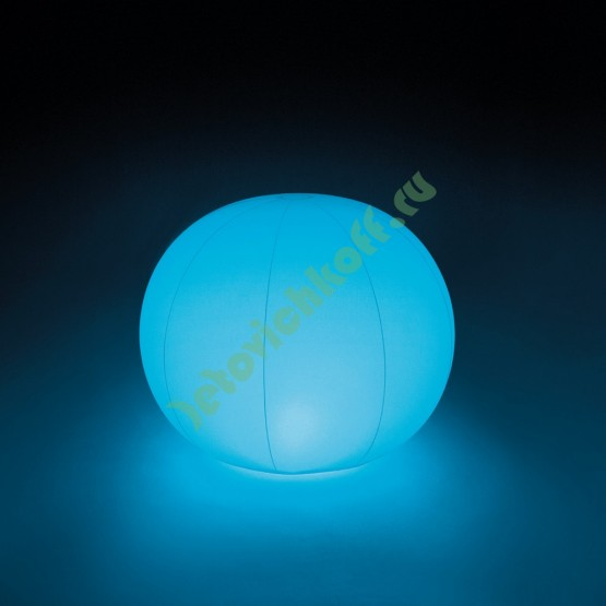 Надувной плавающий Шар с LED-подсветкой
