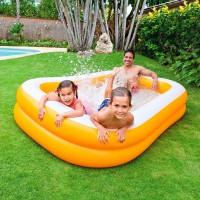 Надувной бассейн Мандарин